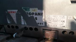 freidora de gas