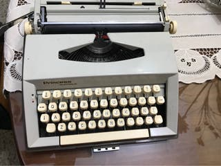 Maquina escribir princess norm