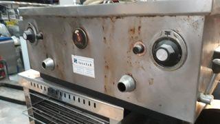 freidora gas