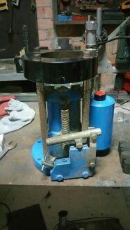 maquina para prensar latiguillos