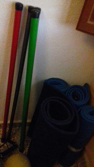 kit entrenamiento deportivo