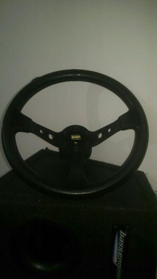 volante deportivo OMP