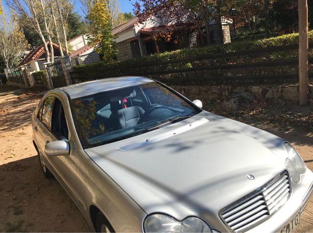 Mercedes-Benz Clase C 220 CDI Elegance ----DTG