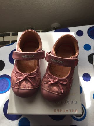 Zapatos geox chica talla 21