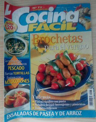 Revistas De Cocina De Segunda Mano En Madrid En Wallapop