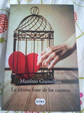 """Libro """" La última frase de los cuentos"""""""