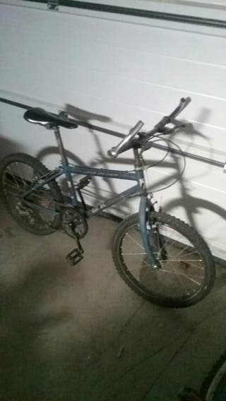 """Bicicleta de montaña rueda 20"""""""