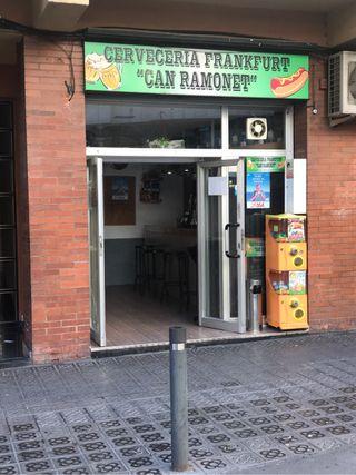En Traspaso bar can ramonet Negocible
