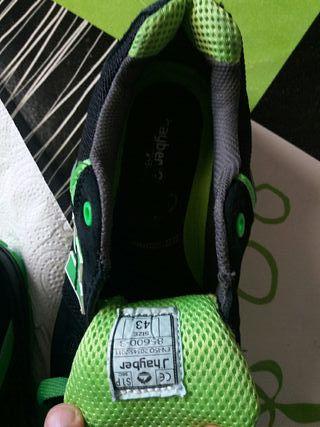 Zapatos de seguridad J'hayber