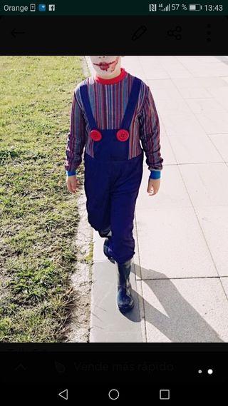 Disfraz Chucky
