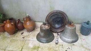 campanas de bronce antiguas