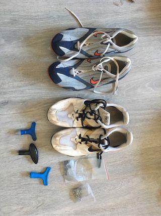 Zapatillas de clavos nike
