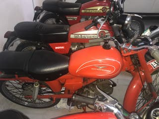 Moto Guzzi 74