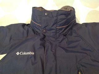 Chaqueton marca Columbia