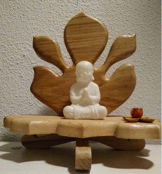 Altar santuario madera