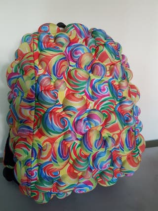Mochila MadPax 3D burbujas