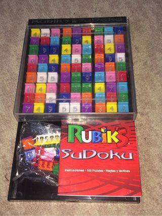 Sudoku rubiks