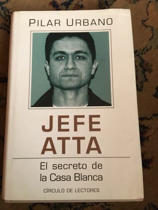 "Libro ""Jefe Atta"""