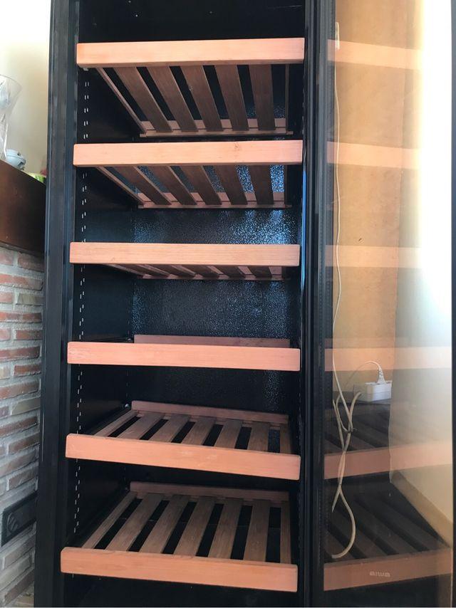 Cava vinum para guardar vinos