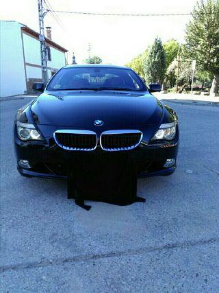 BMW Serie 6 biturbo 635diesel