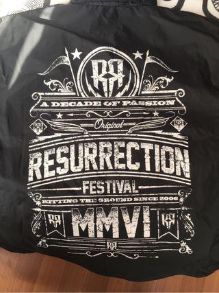 Chuvasquero Resurrection Fest