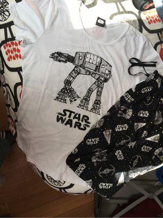 Pijama mujer Star Wars