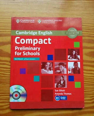 Libro Cambridge PET