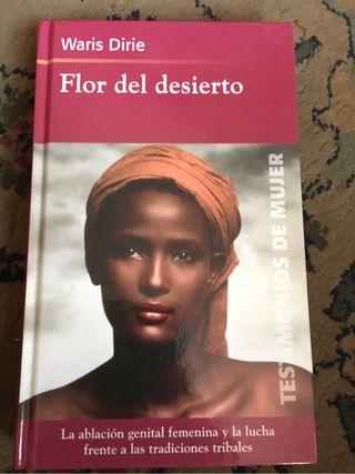 Libro Flor del Desierto