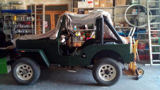 Jeep jeep cj3