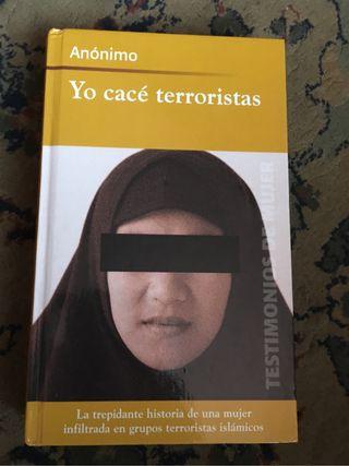"""Libro """"Yo cacé terroristas"""""""