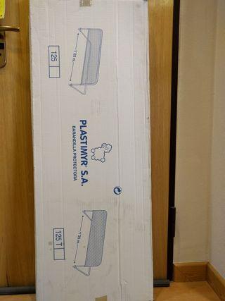 Barrera protectora de cama plastimyr