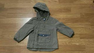 Dos chaquetas entretiempo (18 meses y de 4 años)