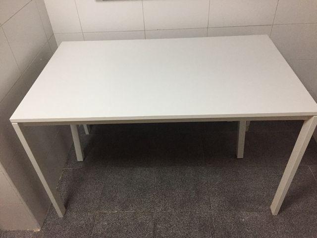 Mesa Cocina Ikea de segunda mano por 22 € en Madrid en WALLAPOP