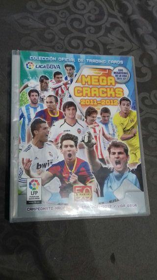 album mega cracks 2011/12