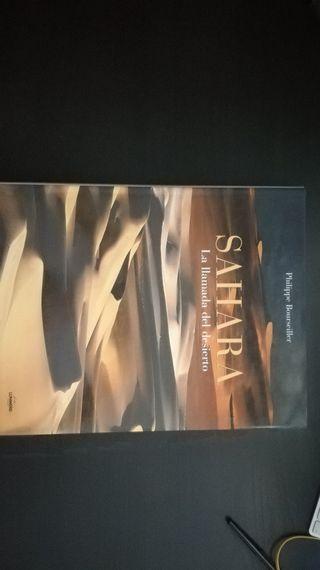 libro de fotografía profesional Del Desierto