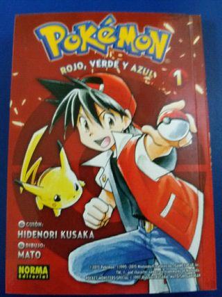 Comic Manga Pokemon