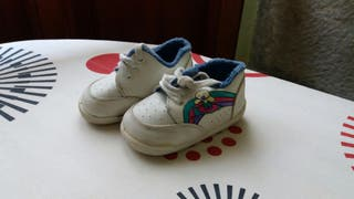 Zapatillas deportivas N°18