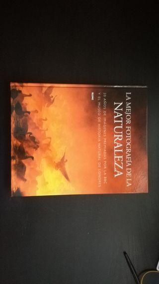 libro de fotografía profesional de naturaleza