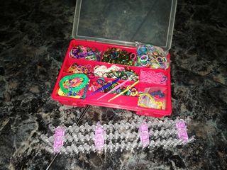 Gomas para hacer pulseras\accesorios