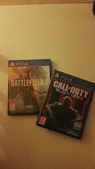5 Juegos PS4