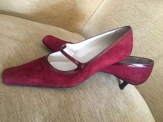 Zapatos Sara Navarro T.37