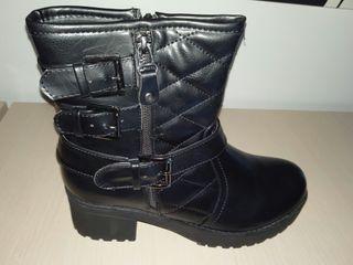 zapatos botines nuevos a estrenar