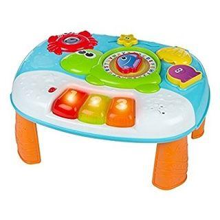 Winfun - Centro de juego infantil con luz y sonido