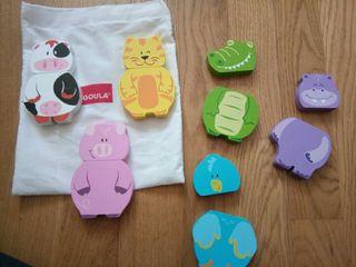 puzzles niños 1 -2 años