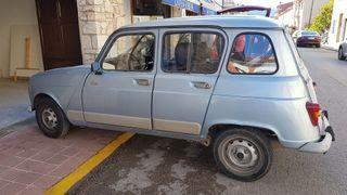 Renault 4 GTL clan 1991