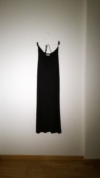 vestido fiesta negro Cedosce