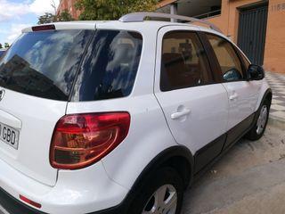 Fiat Sedici 2008 JTD