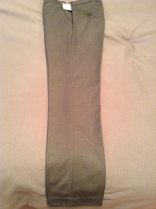 Pantalon pinzas H&M