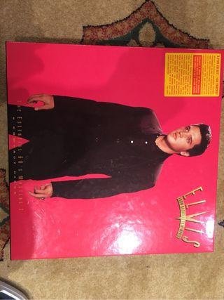 Elvis presley 4 cd y biografías