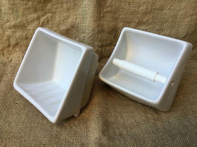Juego porcelana para baño